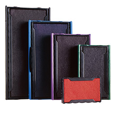 Boîte de 3 recharge d encre Trodat 6B/4911 - coloris noir (photo)