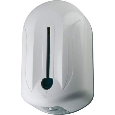Distributeur de Savon SAPHIR blanc 1100 ml avec détection automatique des mains (photo)