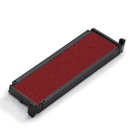 Blister de 3 cassettes Rouge 6/4915