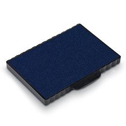 Boite de 10 cassettes de réencrage 6/511 bleues pour tampons 5211