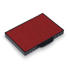 Boite de 10 cassettes de réencrage 6/511 rouges pour tampons 5211