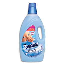 Assouplissant Soupline - parfum grand air - bidon de 2L (photo)