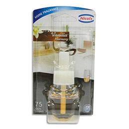 Recharge 20 ml parfum rose passion pour diffuseur électrique économique (photo)