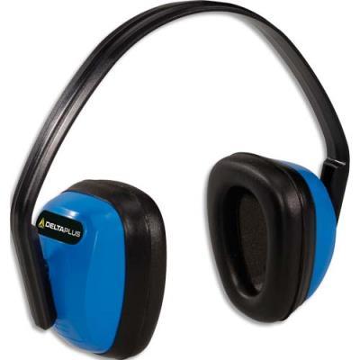Casque antibruit économique - serre-tête ajustable - atténuation 28 dB (photo)