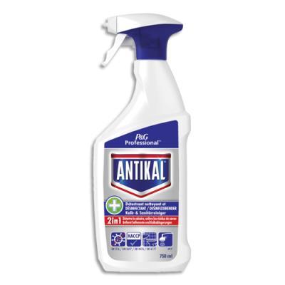 Anti-calcaire détergent détartrant pour les sanitaires - parfum frais - 750 ml (photo)