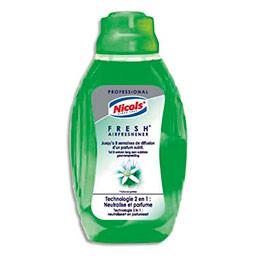 Désodorisant mèche -parfum menthe - 375ml (photo)