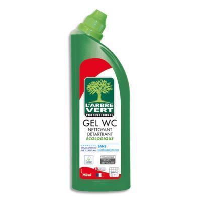 Gel WC écologique L'Arbre Vert - sans allergènes - 750 ml (photo)