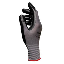 Gants de dexterité Ultrane 553 Mapa - enduction nitrile - taille 8 - lot de 10 paires (photo)