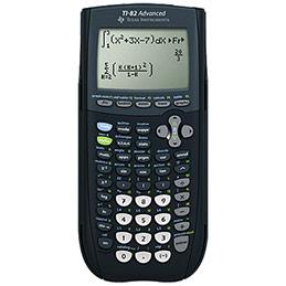 Calculatrice graphique Texas Instruments TI-82 Advanced