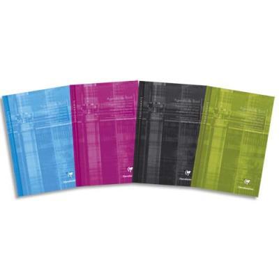 Agenda de bord Clairefontaine - brochure souple - 21x29,7cm - 72 pages (photo)