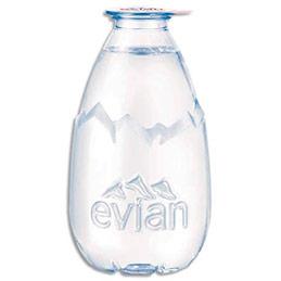 Bouteille d'eau Evian La Goutte - 20 cl (photo)