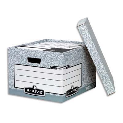 Caisse standard automatique pour archives Bankers Box® System