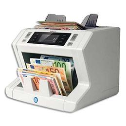 Compteuse de billets Safescan 2610-S billets triés + détection UV (photo)