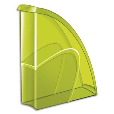 Porte-revues CEP Happy - dos 8,5 cm - vert (photo)