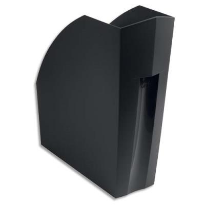 Porte-revues Exacompta Eco Black - en PP recyclé