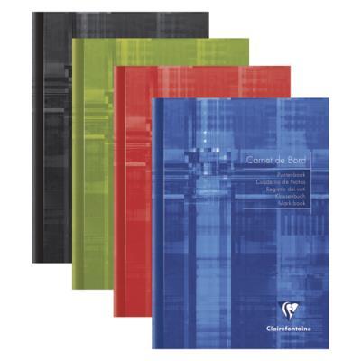 Carnet de bord Clairefontaine - 40 pages - 14,8 x 21 cm -  - relevé de note des élèves