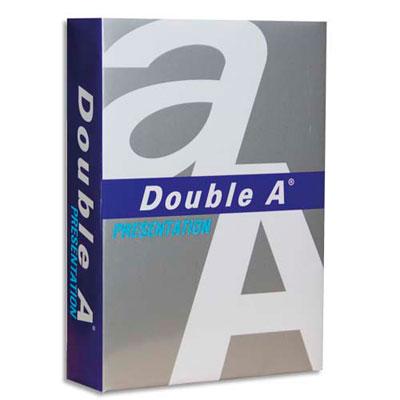Papier Double A Presentation - pour travaux professionnels - A4 - 100g - ramette de 500 feuilles
