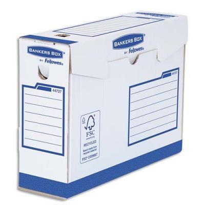 Boîte à archives Bankers Box pour charges lourdes - dos de 10 cm - montage manuel