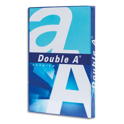 Papier Double A - extra blanc - 80 g - A4 - ramette de 250 feuilles