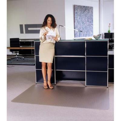 Tapis en PVC Floortex pour sol dur - 120 x 150 cm (photo)