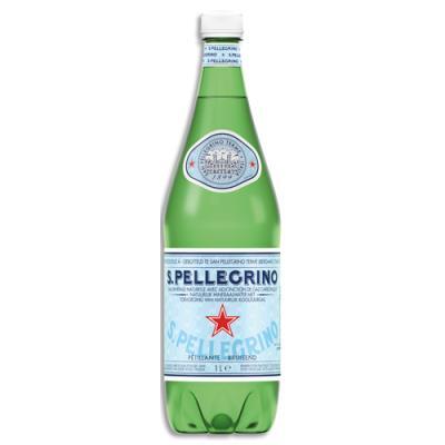 Eau pétillante San Pellegrino - 1L (photo)