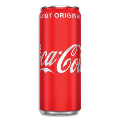 Coca Cola - canette de 33 cl (photo)
