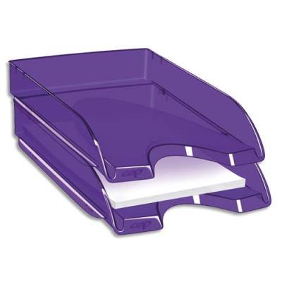 Corbeille à courrier Cep Pro Happy - ultra violet (photo)