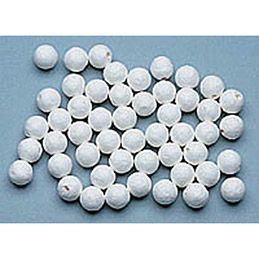Sachet de 100 boules cellulose ( diamètre 25mm / couleurs assorties ) (photo)