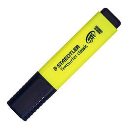 Surligneur Staedtler Textsurfer jaune fluo