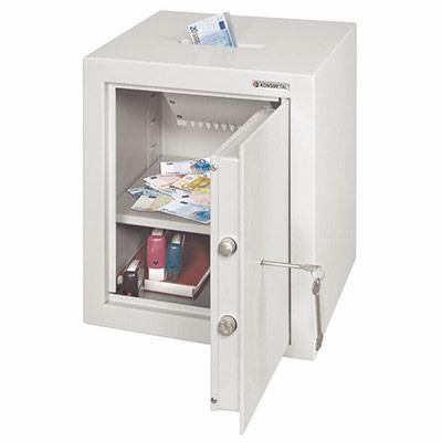 Coffre de dépôt 54 litres (photo)