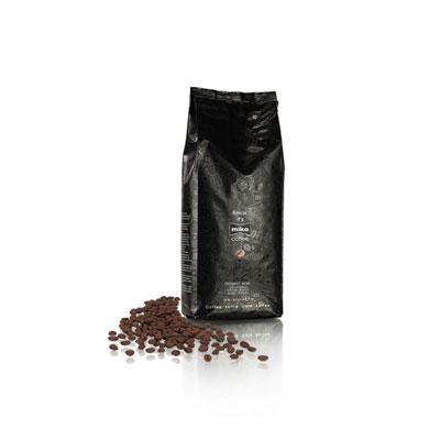 Diamant noir Miko - café en grains - 100% arabica - paquet 1 kg