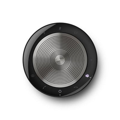 Micro et haut-parleur usb bluetooth Jabra Speak 750 MS pour audio conférence - noir