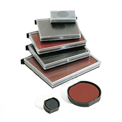 Blister 2 encriers Colop E20 noir pour printer 20 Colop (photo)