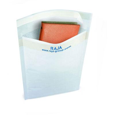 Pochette matelassée Raja en mousse Eco - 30 x 43 cm - papier extra-blanc 80 g