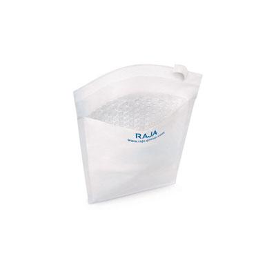 Pochette matelassée à bulles d'air Raja Eco - 35 x 47 cm - papier extra-blanc -75g