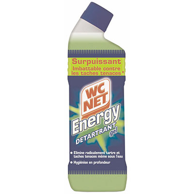 Gel Détartrant Energy - flacon 750 ml (photo)