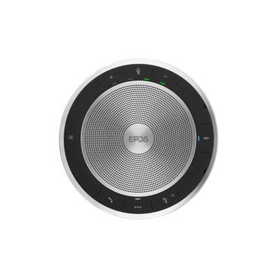Micro et haut-parleur Bluetooth et USB-C pour audio conférence Epos Expand SP 30 - noir et argent