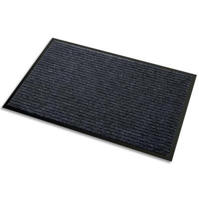Tapis d'accueil 3M Nomad Aqua - noir - 90 x 60 cm - double fibre gratante et absorbante (photo)