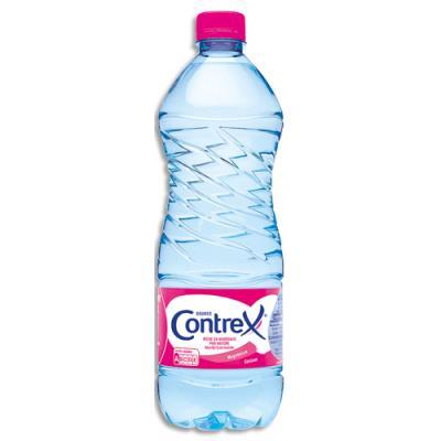 Bouteille d'eau minérale Contrex - 1 L (photo)