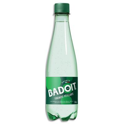 Eau pétillante Badoit - 50 cl (photo)