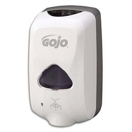 Appareil distributeur automatique de savon TFX - blanc (photo)