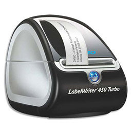 Imprimante d'étiquettes Dymo Labelwriter 450 TURBO (photo)