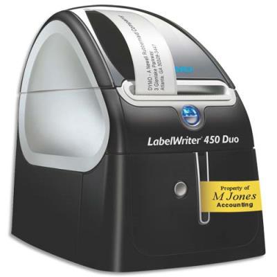 Imprimante d'étiquettes Dymo Labelwriter 450 DUO (photo)