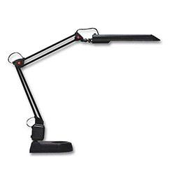 Lampe de bureau fluorescente Hansa Ecostar - noire