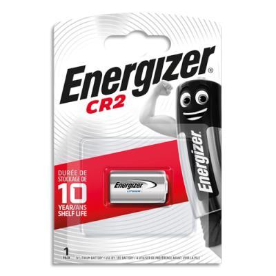 Pile CR2 photo - 3V - Lithium - Energizer (photo)