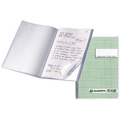 Manifold quadrillé  14,8 x 10,5 cm dupli (bloc 50 feuilles)