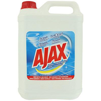 Nettoyant multi-usages Ajax - parfum frais - bidon de 5 litres (photo)