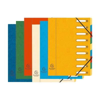 Trieur  Harmonika - Assortis - 9 touches (photo)