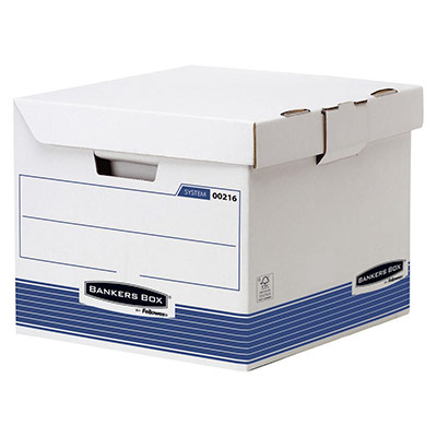 Containes cube couleurs Fellowes Bankers Box