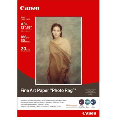 Papier photo Canon - A4 - 300g - boîte de 20 feuilles (photo)